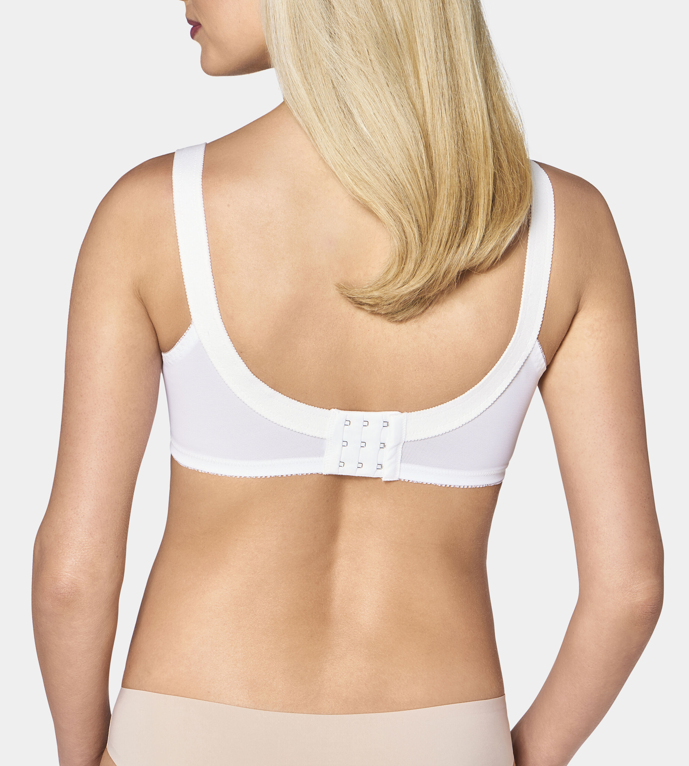 Just Triumph Body Doreen+cotton 01 Bs Biancheria Intima E Da Notte Body