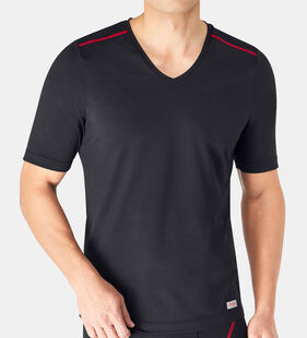 SLOGGI MEN MOVE FLEX Herren Shirt mit kurzem Arm