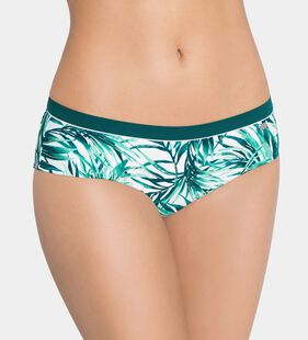 SLOGGI SWIM JADE LEAVES Shorty Bikini