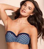 JETPLANE FLAIR Push-up bikinitop met afneembare bandjes