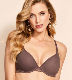 INFINITE SENSATION Wired padded bra