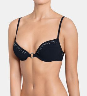 SLOGGI SWIM NIGHTBLUE ESSENTIALS Reggiseno bikini push-up