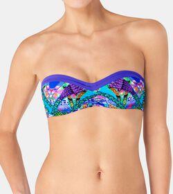 SLOGGI SWIM BRIGHT FANTASY Reggiseno bikini con ferretto