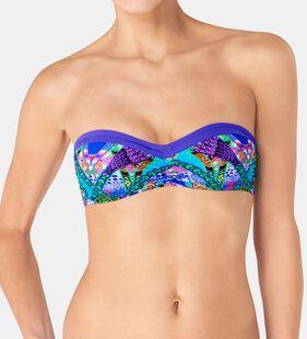 SLOGGI SWIM BRIGHT FANTASY Bikinitop