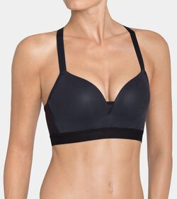 TRIACTION MAGIC MOTION Push-up sports bra