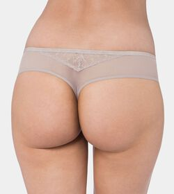 AMOURETTE SPOTLIGHT LILY String brief