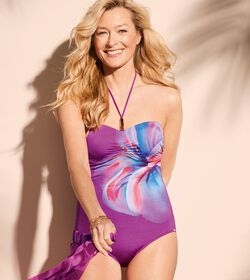 LILY ELEGANCE Swimsuit underwired