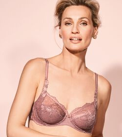 PEONY FLORALE Wired bra