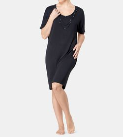 KINETIC ELEGANCE Strandkleid