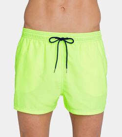 SLOGGI SWIM LIME SPLASH Kurze Badeshorts