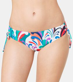 ELEGANT TWIST Bikini Midi Slip