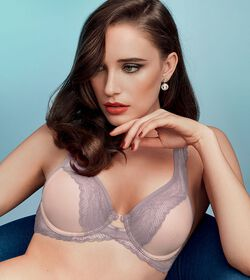 CAPTIVATING ESSENCE Soutien-gorge balconnet ampliforme avec armatures