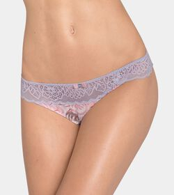 AMOURETTE SPOTLIGHT PEACOCK Tai brief