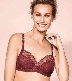 SUBLIME FLORALE Wired bra