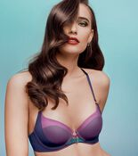 TRANSLUCENT ESSENCE Wired padded bra