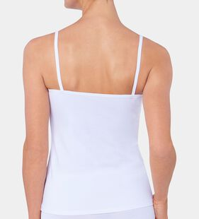 SLOGGI 24/7 COTTON Top with spaghetti straps
