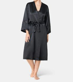 Dahlia Florale Kimono