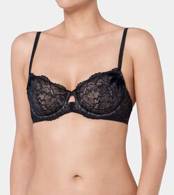 LAVISH ESSENCE Reggiseno con ferretto a mezza coppa