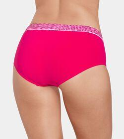 SLOGGI SWIM RASPBERRY SWEETS Slip Bikini Midi