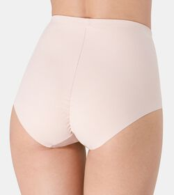 BECCA EXTRA HIGH+COTTON Shaperwear slip met hoge taille