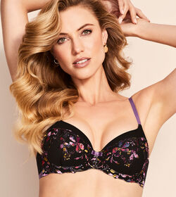 MEADOW SPOTLIGHT Push-up bra