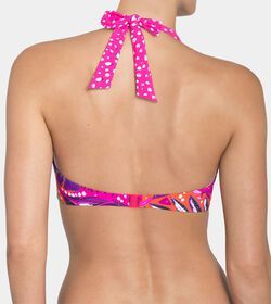 PAINTED TULUM Magic Wire bikini top