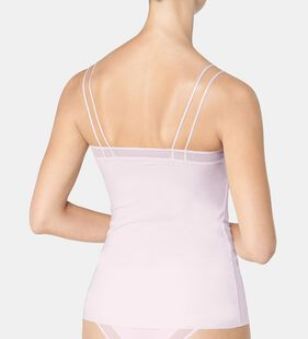 S BY SLOGGI SILHOUETTE Top with spaghetti straps