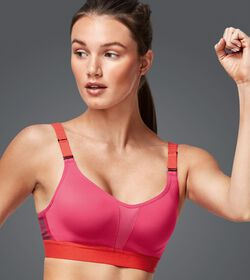 TRIACTION BOOST LITE Push-up sports bra