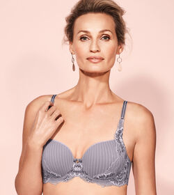 PEONY FLORALE Wired padded bra