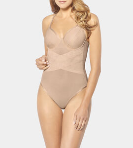 69970f9a9 CONTOUR SENSATION Bodysuit underwired ...