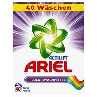 Ariel Waschpulver Color 2,6kg - 40Waschladungen
