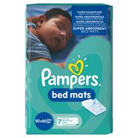 Pampers Bed Mats Large 7 Stück