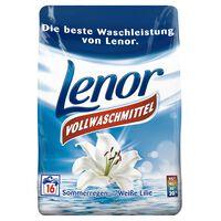 Lenor Waschpulver Sommerregen und Weiße Lilie 1 kg 16 Waschladungen