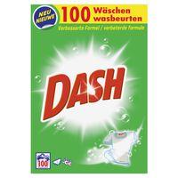 Dash Regulär Waschpulver 6,5 kg - 100 Waschladungen