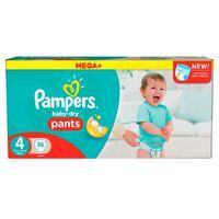 Pampers Baby-Dry Pants Größe 4 (Maxi) 8-15 kg, 94 Windeln