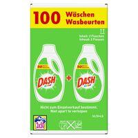 Dash Color Flüssigwaschmittel 2x3,25L - 100 Waschladungen