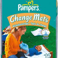 Pampers Change Mats Normal 12 Stück