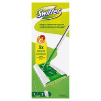 Swiffer Systemstarter (Bodenstab + 2 Tücher)