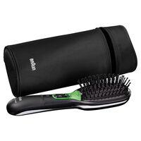 Braun Satin Hair 7 BR730 IONTEC Haarbürste mit Tasche