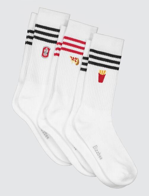 Chaussettes de sport homme