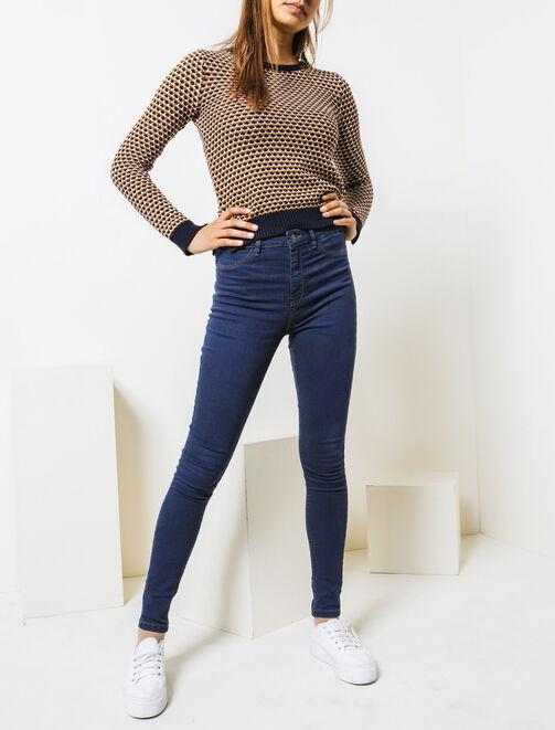 Jegging Taille Haute femme