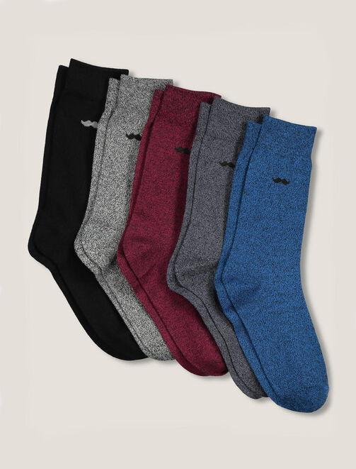 Chaussettes Moulinées homme