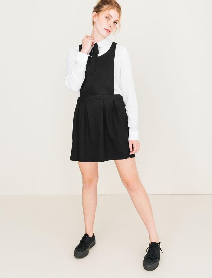 Robe Chasuble X Lisaa Femme Noir | Bizzbee