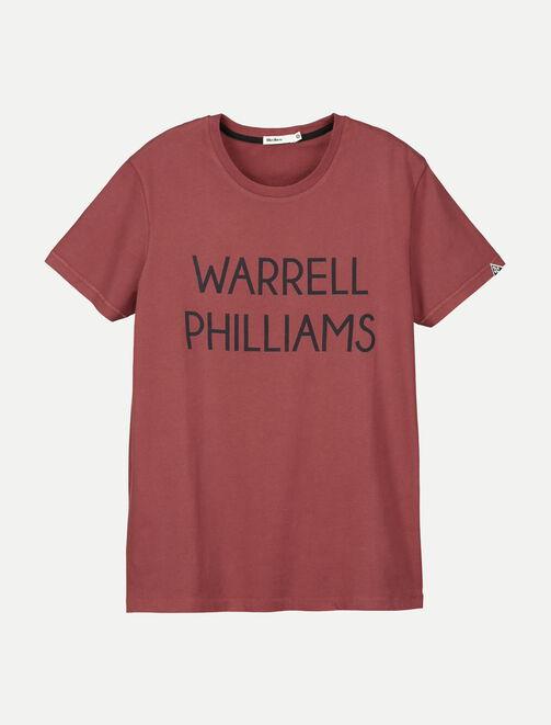 Tee shirt Warrel Philliams homme