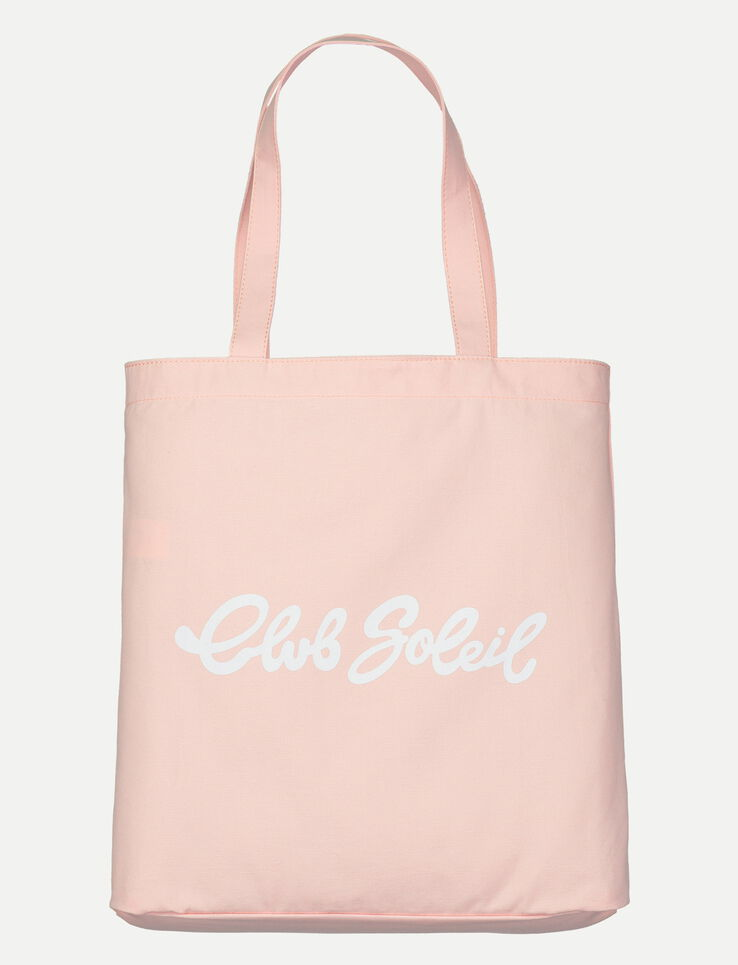 "Tote bag ""Club Soleil"" X Paulette"