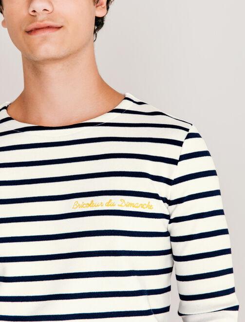 T-shirt Marinière by La Gentle Factory homme