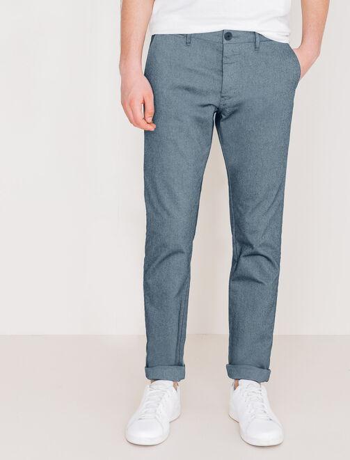 Pantalon Armuré Bleu homme
