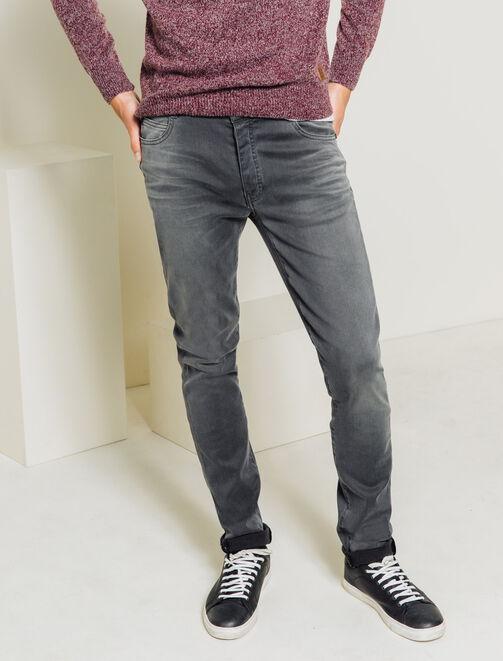 Jean Skinny Gris homme