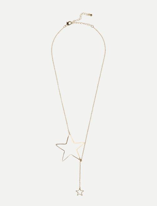 Collier pendentif étoile femme