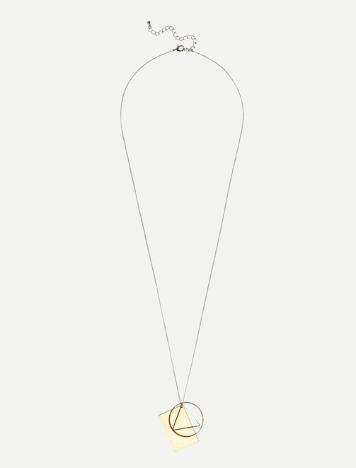 Colliers 3 pendentifs femme
